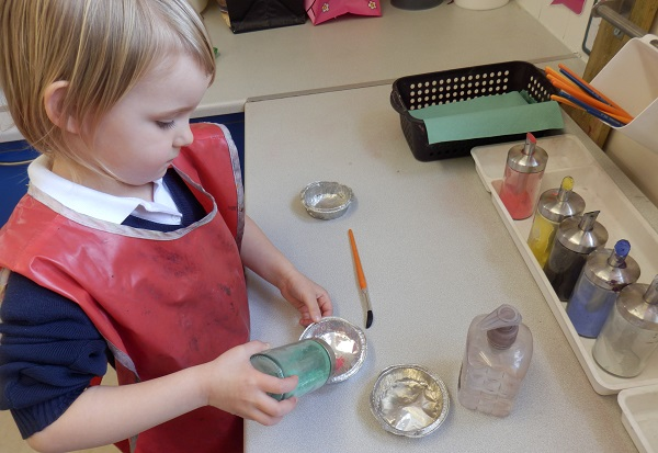 Expressive Arts and Design in the revised EYFS Framework