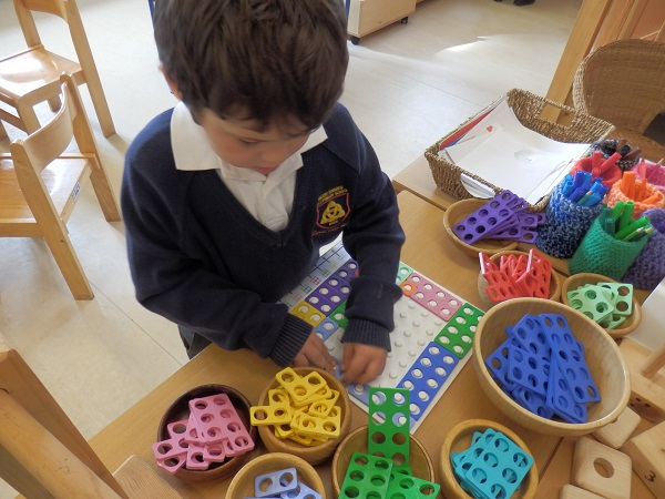 Birth to 5 Matters - developing your maths subject knowledge of counting